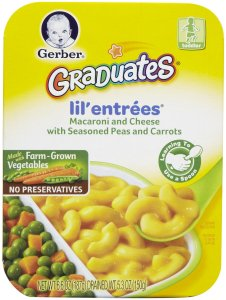 Lil Entrees. Lil taste.